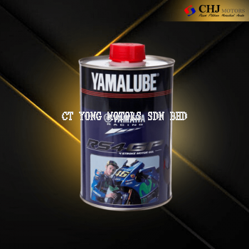 Yamalube 4T 10W-40 RS4GP Fully Synthetic Racing Oil Motorcycle (1.0L)