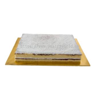 Buffet Lamington Cake