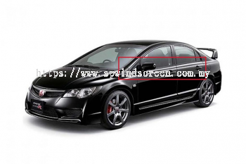 Honda Civic FD Door Moulding 06-11