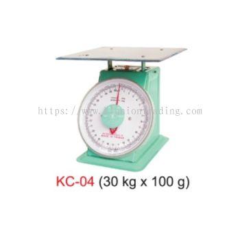 KC-04 (30 kg x 100 g)