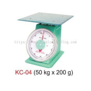 KC-04 (50 kg x 200 g)