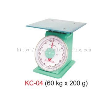 KC-04 (60kg x 200g)