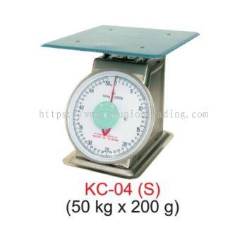 KC-04 (S) (50kg x 200g)