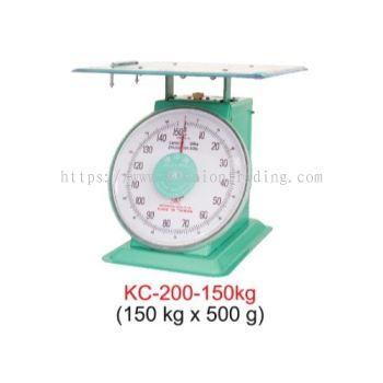 KC-200-150kg (150kg x 500g)