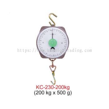 KC-230-200kg (200 kg x 500 g)