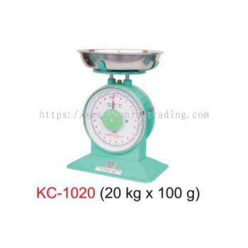 KC-1020 (20 kg x 100 g)