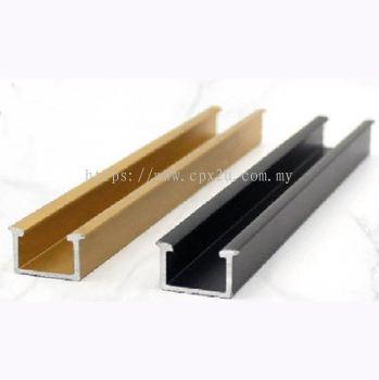 U Shape Tile Trim CPX-AL-U-12X8