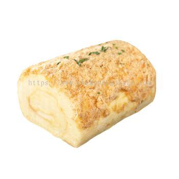 Chicken Floss Swiss Roll