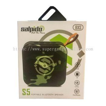 Salpido S5 Portable Bluetooth