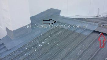 Metal Roof Leaking