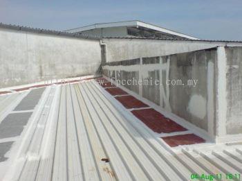 Metal Roof Seamless Waterproofing System