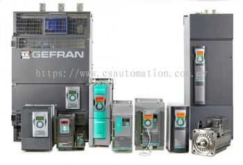 GEFRAN EXTERNAL STACK CONTROLLER FOR A 4Q AC TO DC DRIVE TPD32