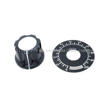 Potentionmeter, 2K ohm, 5K ohm, 10k Ohm