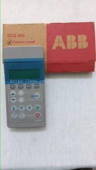 ABB Control Panel DCS 500 , CDP 312, CDP 312G