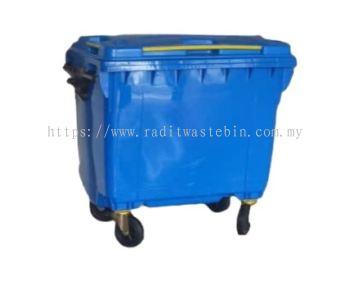 PLASTIC BIN 660L