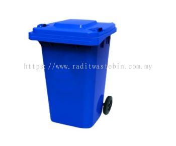 PLASTIC BIN 240L