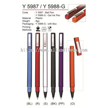 Y 5987 / Y 5988-G