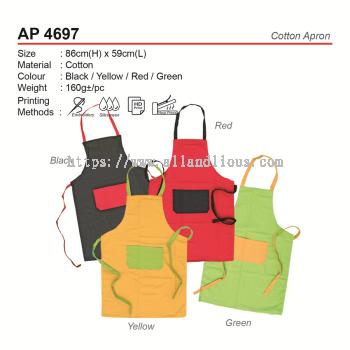 AP 4697 Cotton Apron