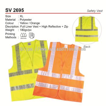SV 2695 Safely Vest