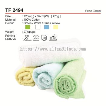 TF 2494 Face Towel