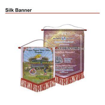 Silk Banner