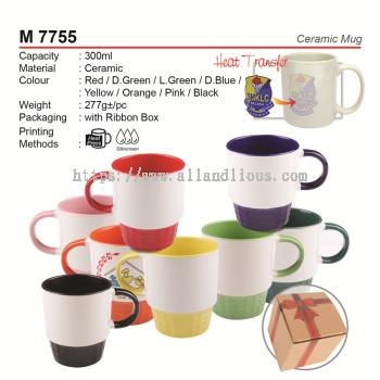 M 7755 Ceramic Mug