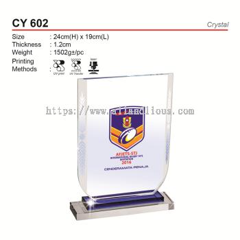 CY 602 Crystal