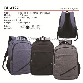 BL 4122 Laptop Backpack