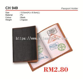CH 949 Passport Holder