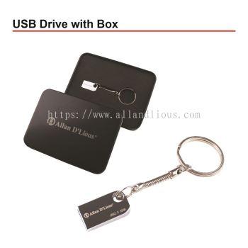 USB Drive with Box