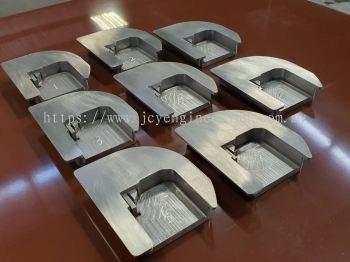 CNC Machining Spare Parts