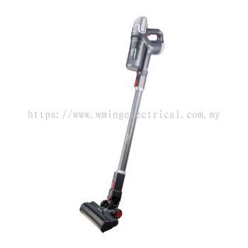 Cornell 2-In-1 Cordless Handheld & Stick Vacuum with Carpet Brush CVC-E2300CHC