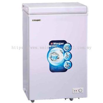 Morgan Deep Freezer MCF-0958L/MCF-1178L (80L/100L) Fridge & Freezer Dual Use