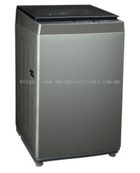 Toshiba AW-J1000FM(SG) 9.0KG Greatwaves Fully Auto Top Load Washing Machine / Washer / Mesin Basuh