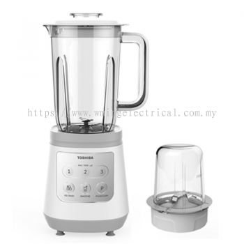 Toshiba 700W Blender Ice Crush Smoothie Pulse Clean Function BL-70PR1NMY