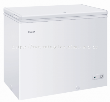 Haier 207L 6-IN-1 Convertible Chest Freezer Dual Feature Fridge Or Freezer up to 100 Hours Cooling Retention BD-248HP