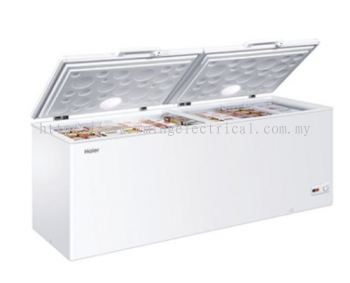 Haier 750L 6-IN-1 Convertible Chest Freezer Dual Feature BD-788HP Fridge Or Freezer up to 100 Hours Cooling Retention