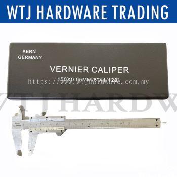 KERN Heavy Duty Stainless Steel Vernier Caliper 6��-150MM