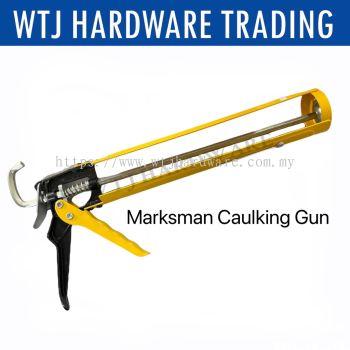 "MARKSMAN 13-1/2""Heavy Duty Silicone Caulking Gun"