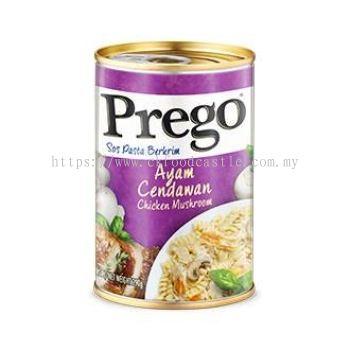 Prego Chicken Mushroom Pasta Sauce 290G