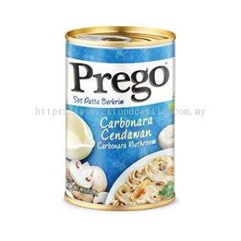 Prego Carbonara Mushroom Pasta Sauce 295G