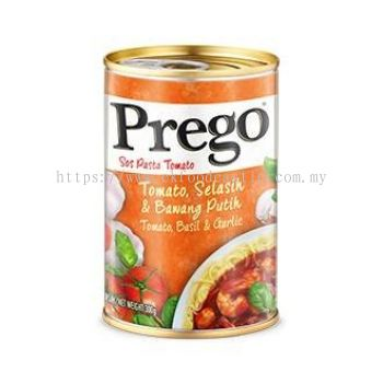 Prego Tomato, Basil & Garlic Pasta Sauce 300G
