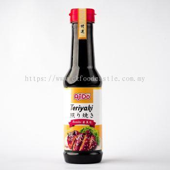 Ajido Teriyaki Sauce 400ml ( Bonito )