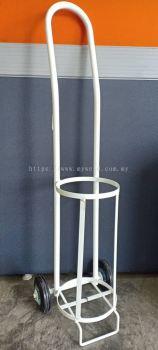 Trolley for 10L Medical Oxygen Cylinder