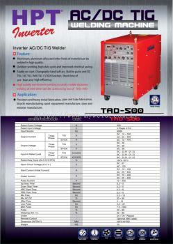 HPT ACDC@TAD-500