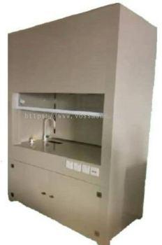 PP Steel General Purpose Fume Cupboard