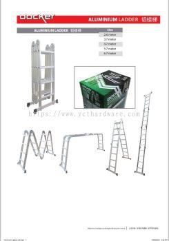 Docker Aluminum Ladder