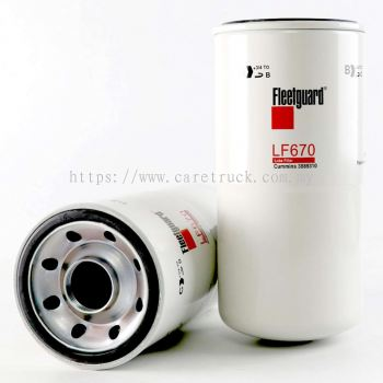 Filtration Oil Filters LF670