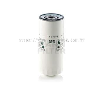Mann Oil Filter W 11 102/36