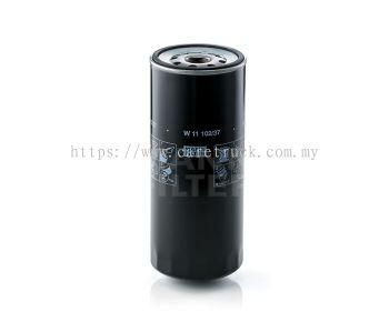 Mann Oil Filter W 11 102/37